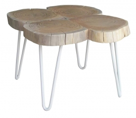 Camera de zi Solid wood MAHIMA coffee table