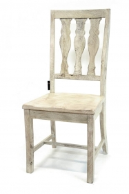 Scaun de bar din lemn masiv Solid wood dining chair