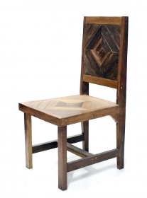 Scaun din lemn masiv  Solid wood chair