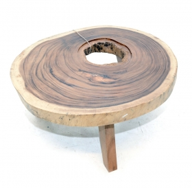 Camera de zi  ROSITA Solid wood coffee table
