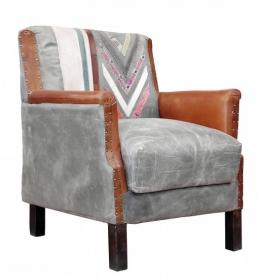 Fotoliu textil TAWNY  STATES Armchair