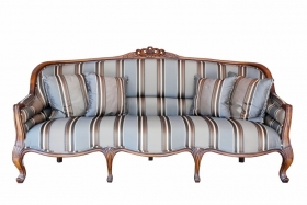 ANNECY Carved Sofa