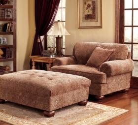 Fotoliu textil PUTTY  Berwick Armchair