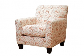Fotoliu textil PUTTY  LUCRETIA Armchair