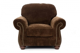 Fotoliu piele KEEBLE WING EMPIRE Armchair textile